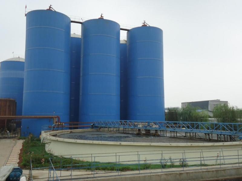 完善的污水处理设施